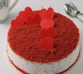 Red valvet cake for you